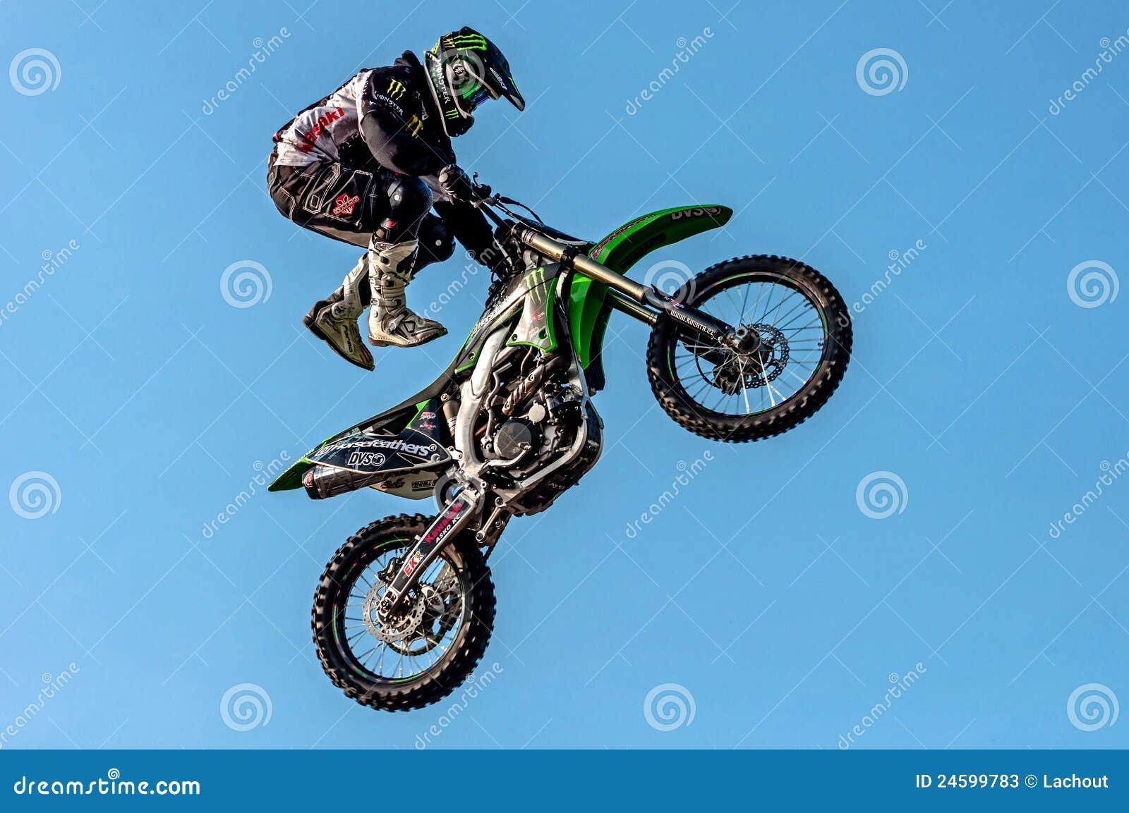 Freestyle Motocross Tr...