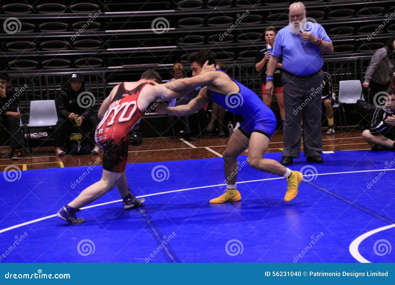 Australian amateur wrestling