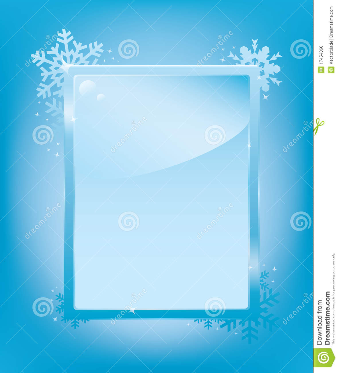 Freeze Frame Template Royalty Free Stock Image - Image: 17454066