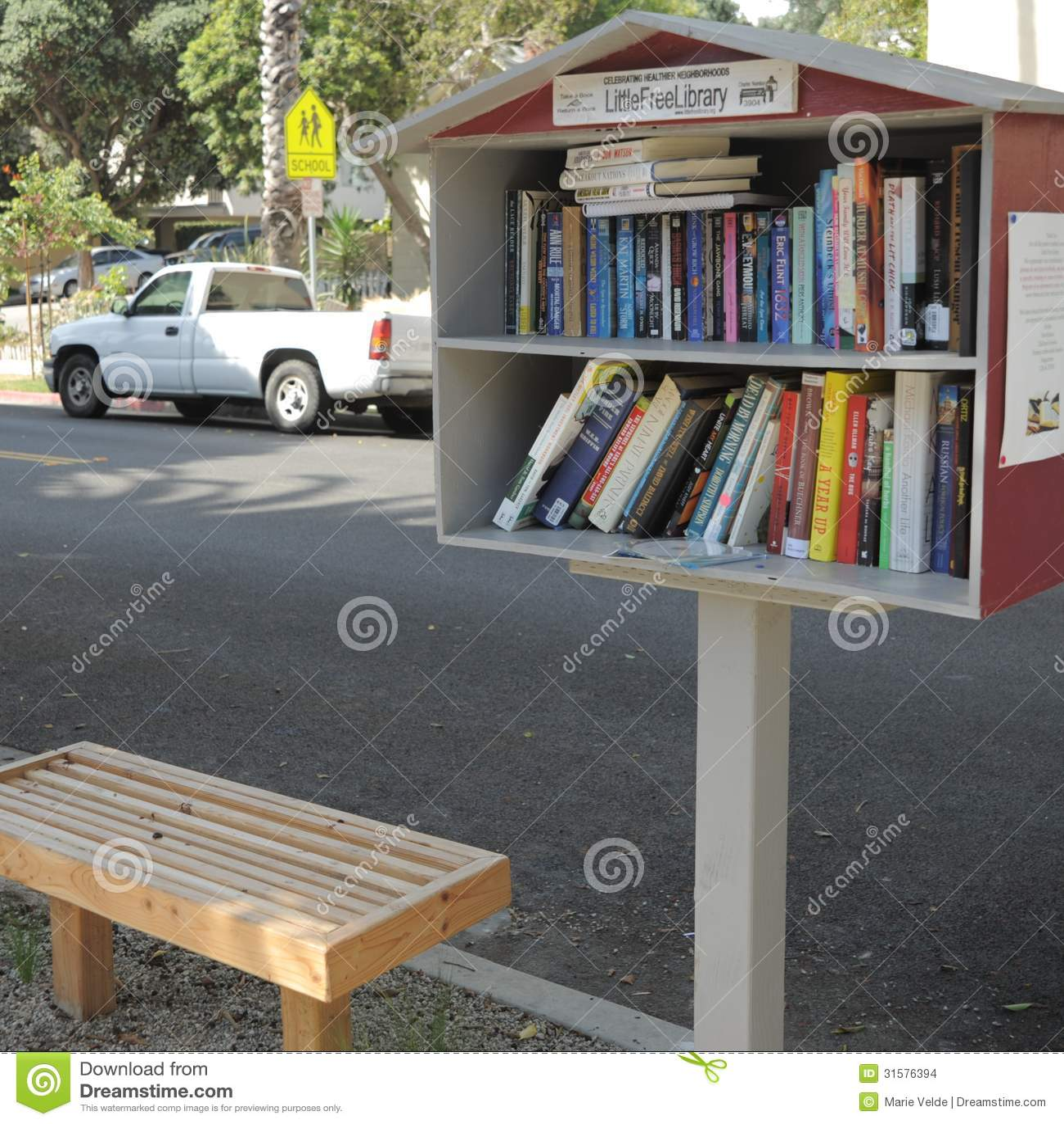 Freie Bücher und Bank