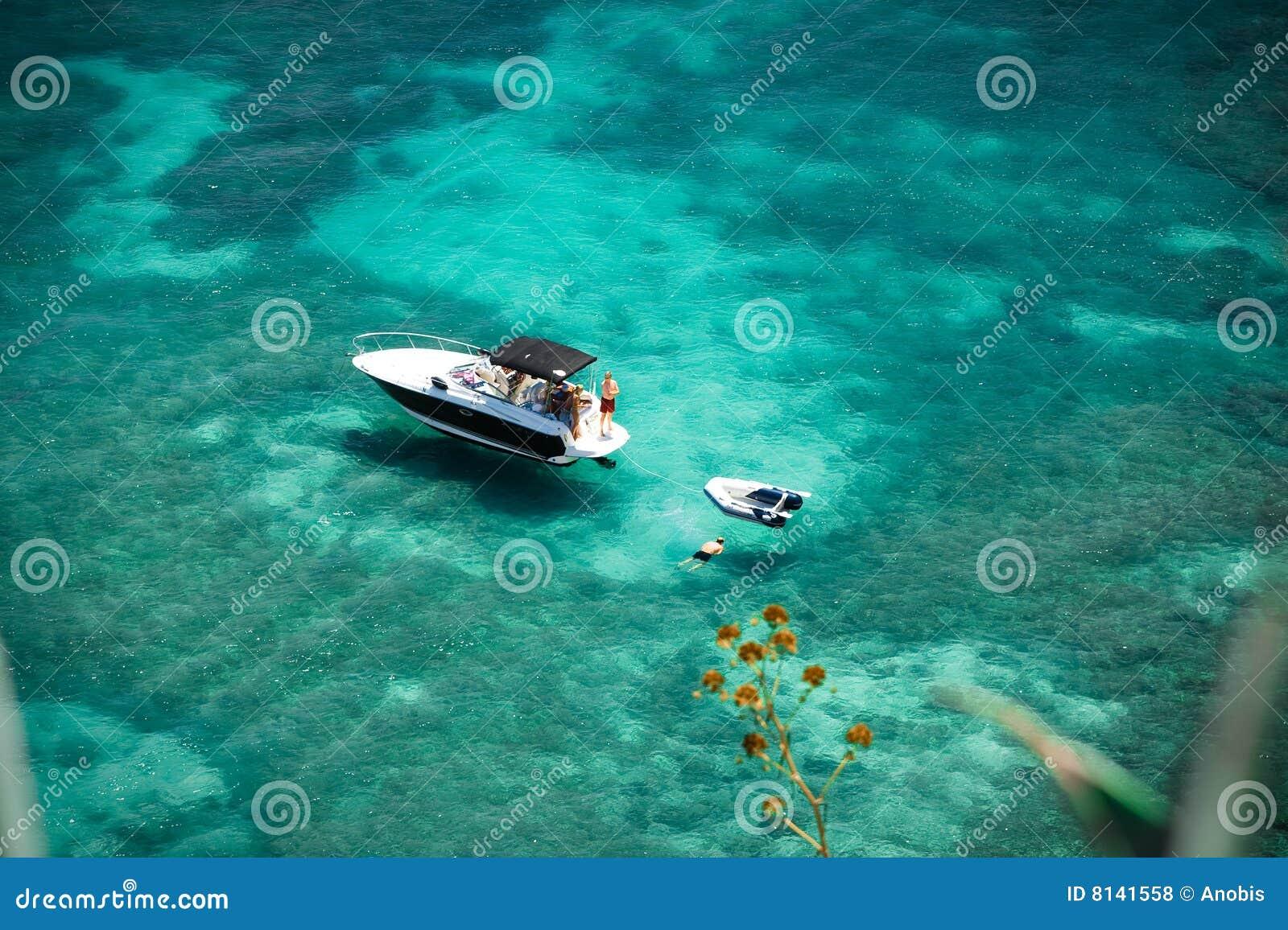 Freier Ozean