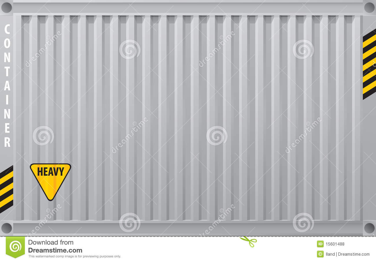 Freight Container Royalty Free Stock Photos Image 15601488