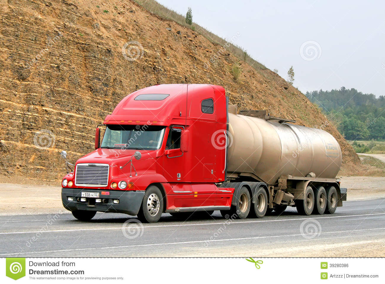 freightliner century class editorial photo image 39280386 Semi Truck Front Clip Art Semi Truck Vector Image in Motion