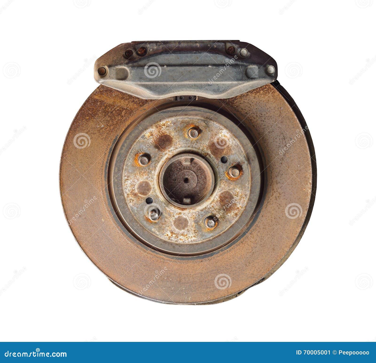 Frein à disque et calibre de voiture