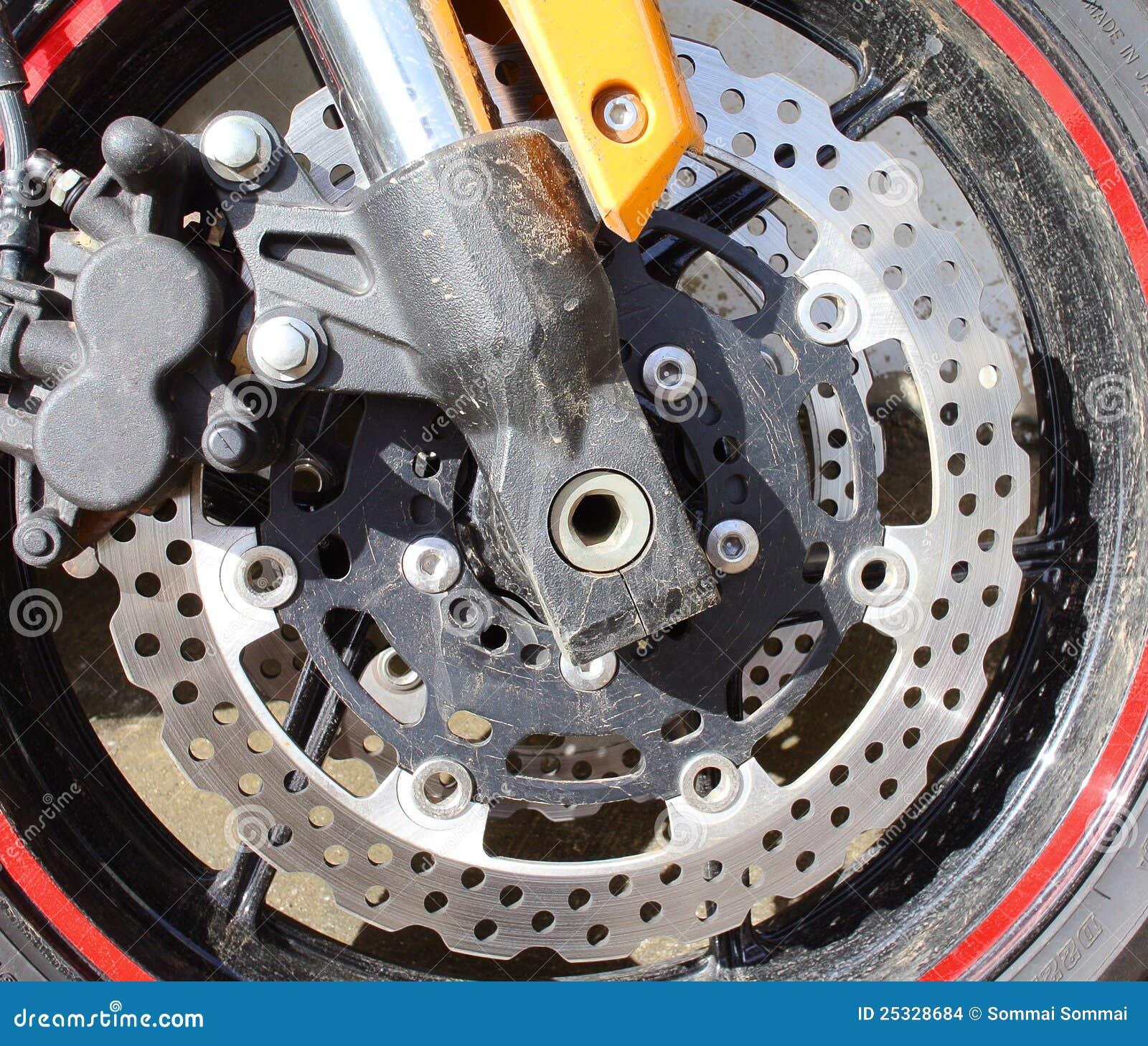 Freio de disco do motor do velomotor