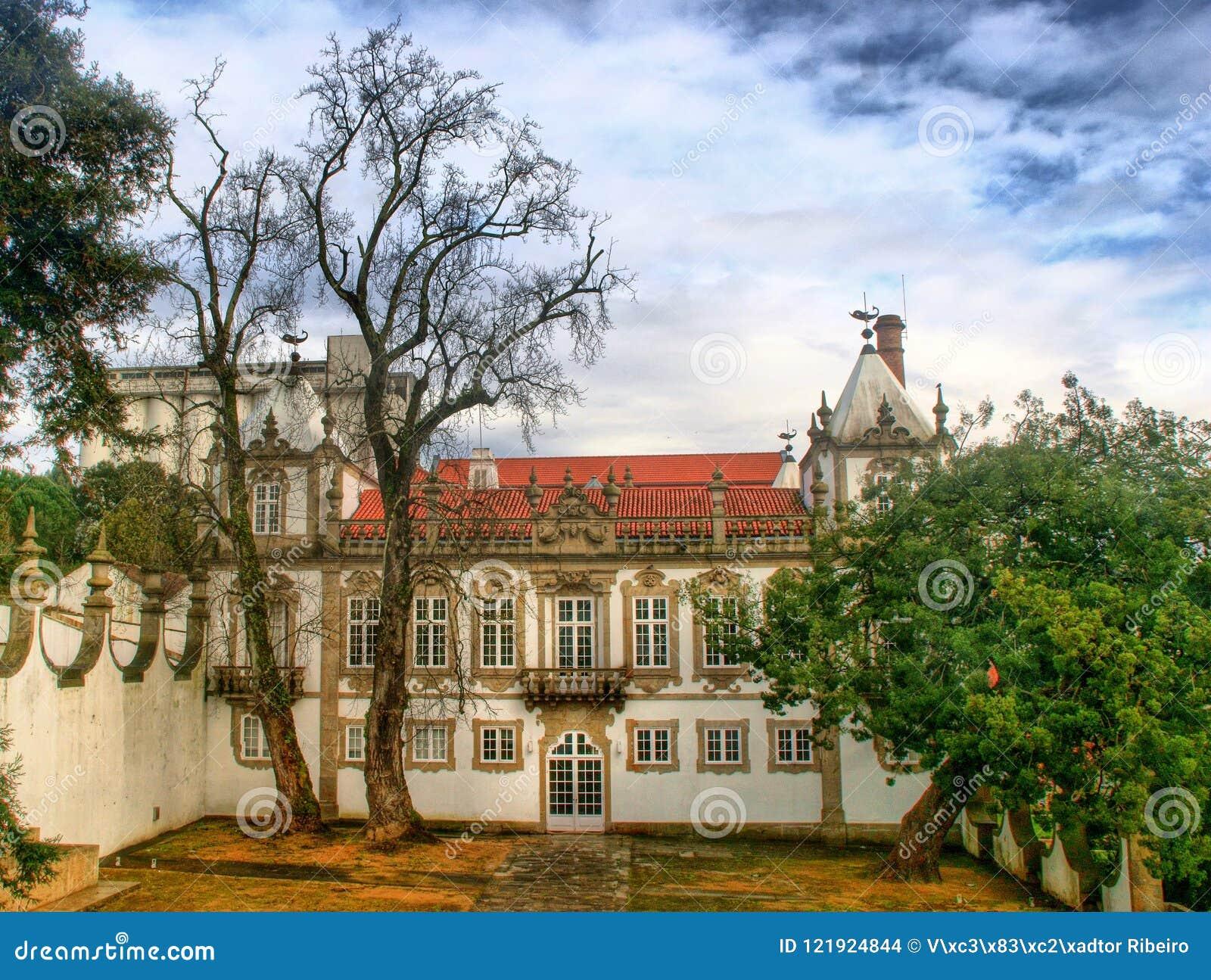 Freixo palace in Porto