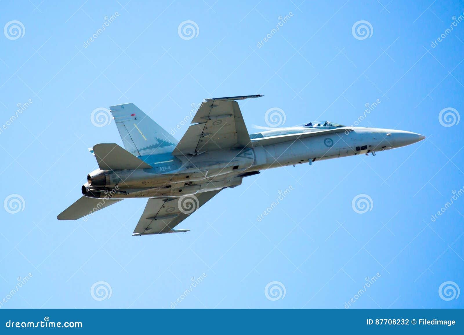 Frelon de RAAF A21 McDonnell Douglas Boeing FA-18A