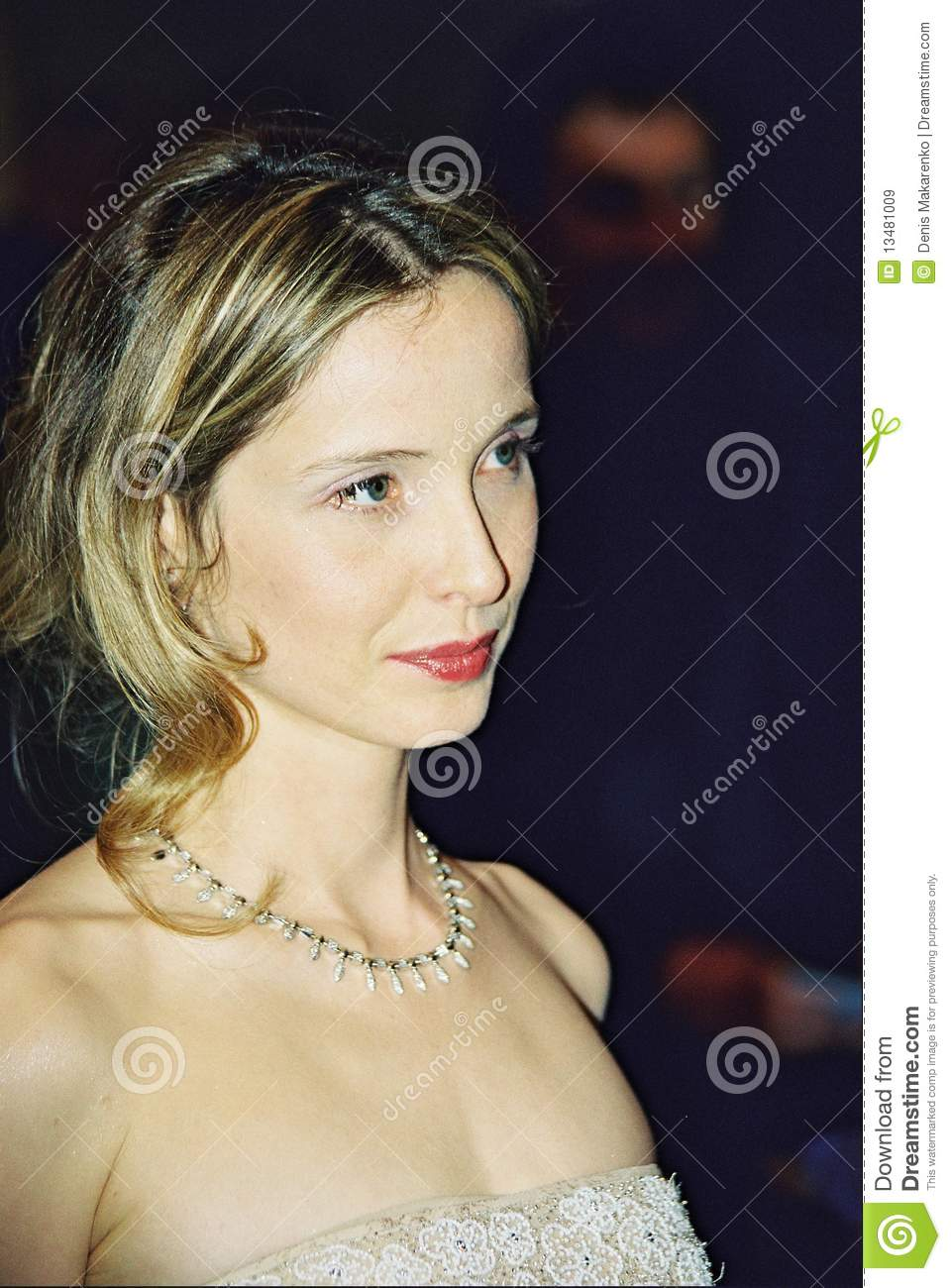 french actress julie delpy editorial stock image image 13481009. Black Bedroom Furniture Sets. Home Design Ideas