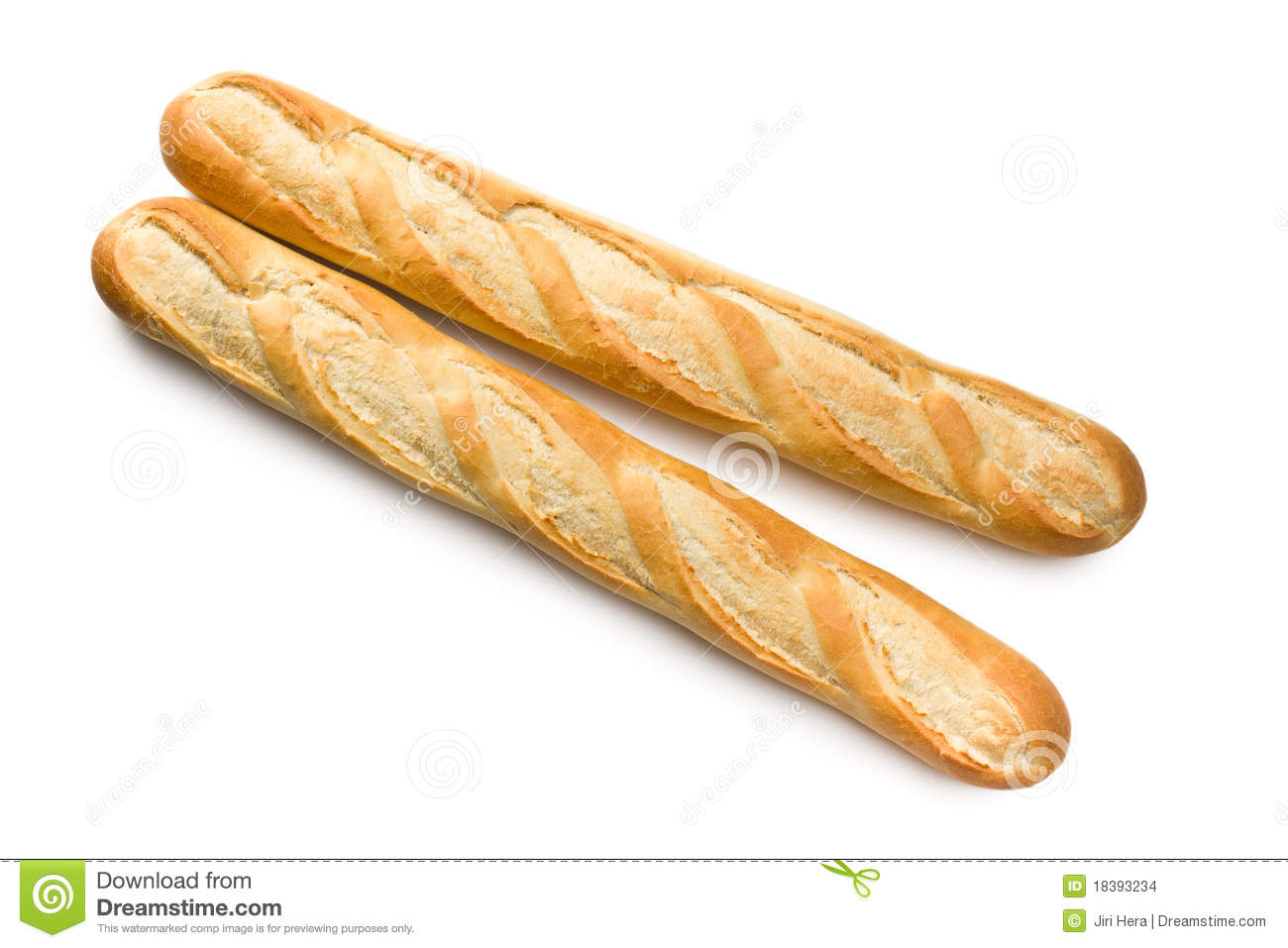French Baguettes Stock Images - Image: 18393234