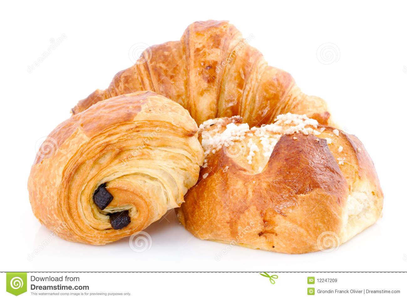 French Bakery Products Royalty Free Stock Images Image 12247209