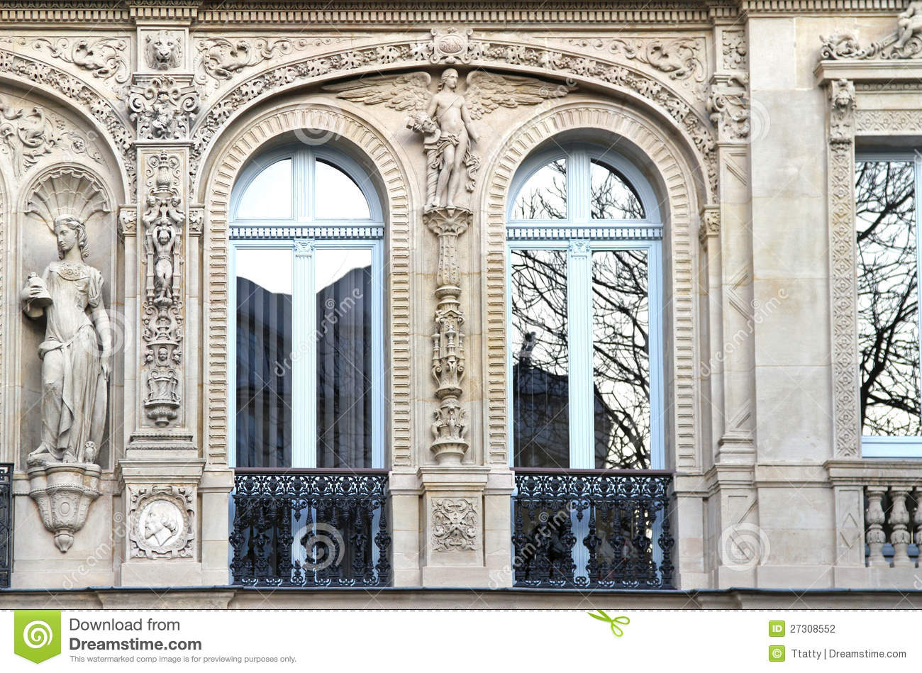 French balcony stock photo image of traditional outside for Balcony french