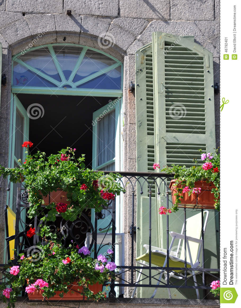 French balcony stock photo image 46792401 for Balcony french