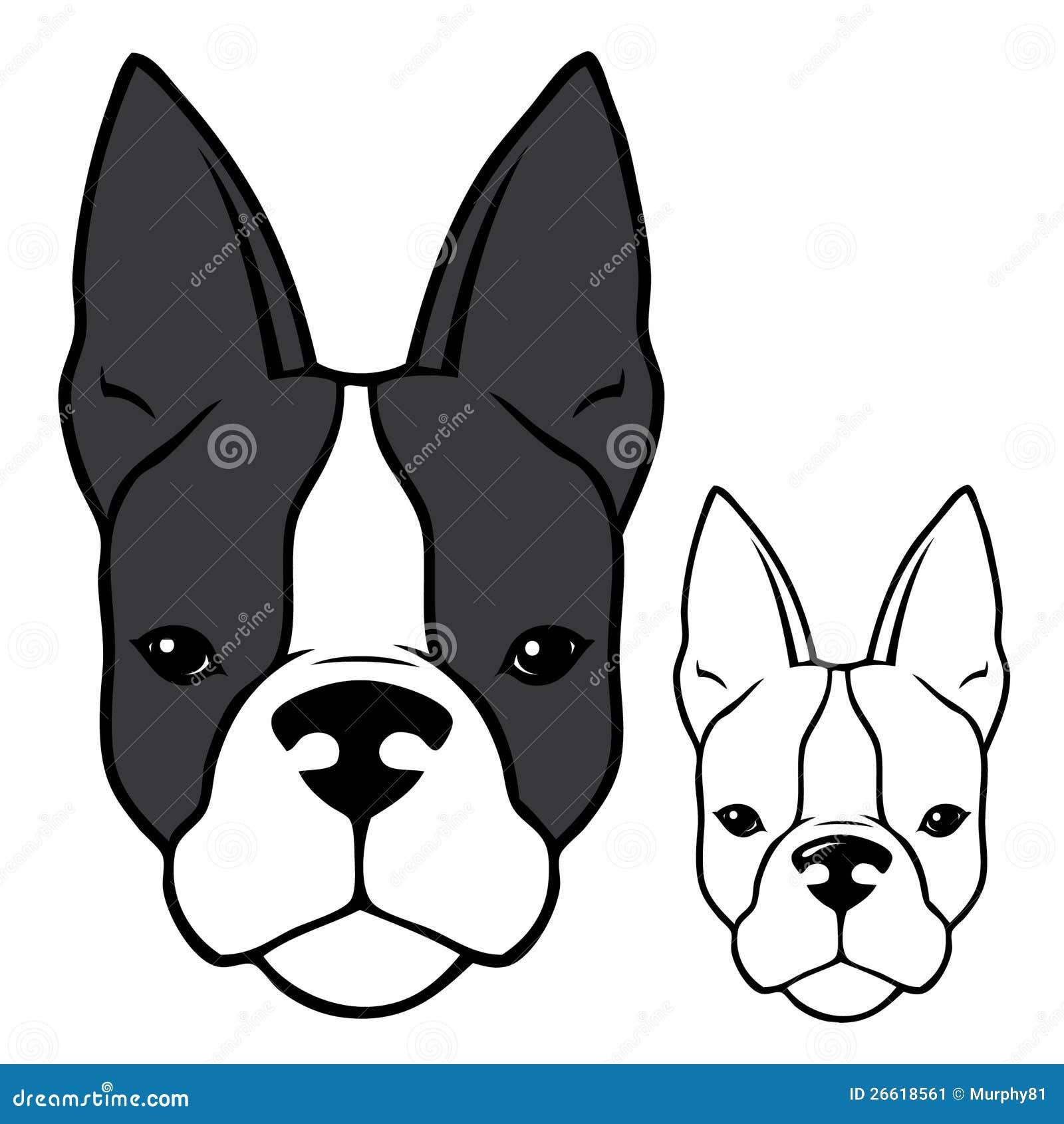 French Bulldog Head Stock Image Image 26618561
