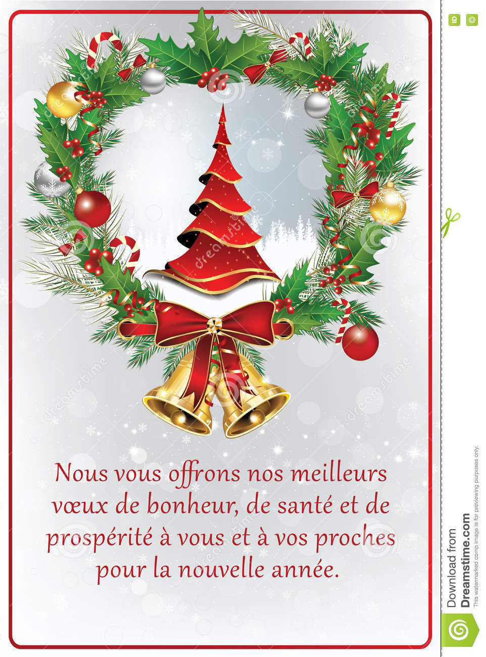 French business greeting card for new year stock image image royalty free stock photo download french business greeting card for magicingreecefo Image collections