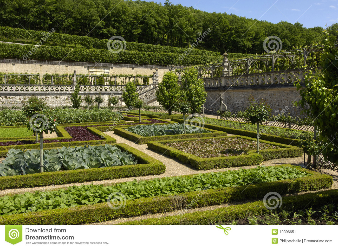 French country gardens - French Gardens Viewing Gallery