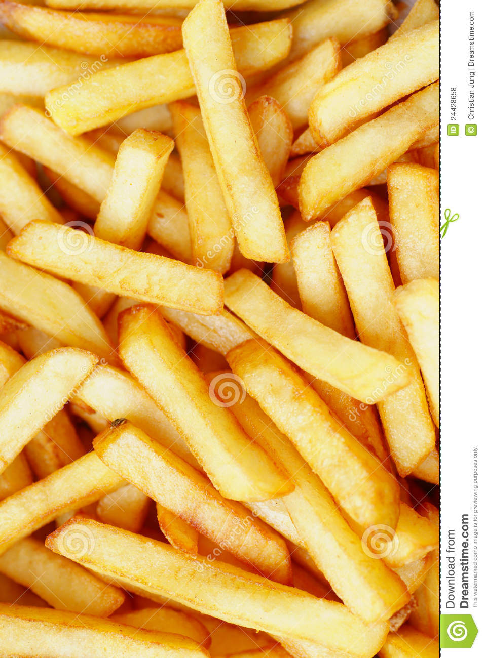 French Fries Royalty Free Stock Photos Image 24428658