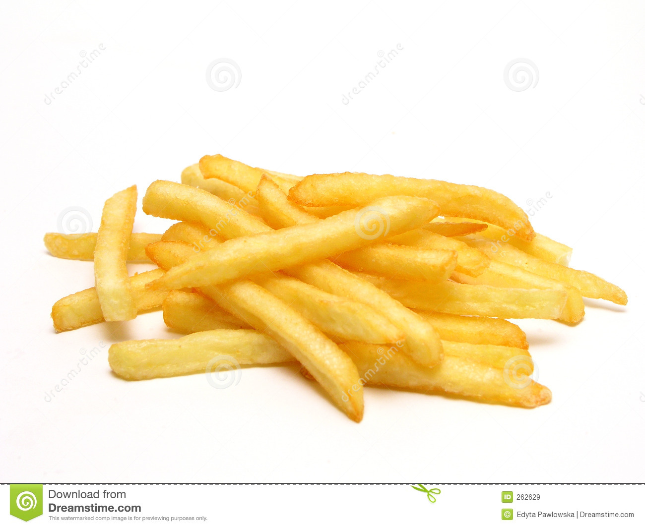 French Fries Royalty Free Stock Images - Image: 262629