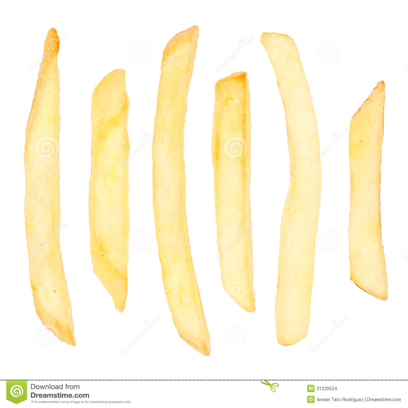 french fries chips isolated stock images image 31220524 French Fries Clip Art Black and White Clip Art Black and White French Fry