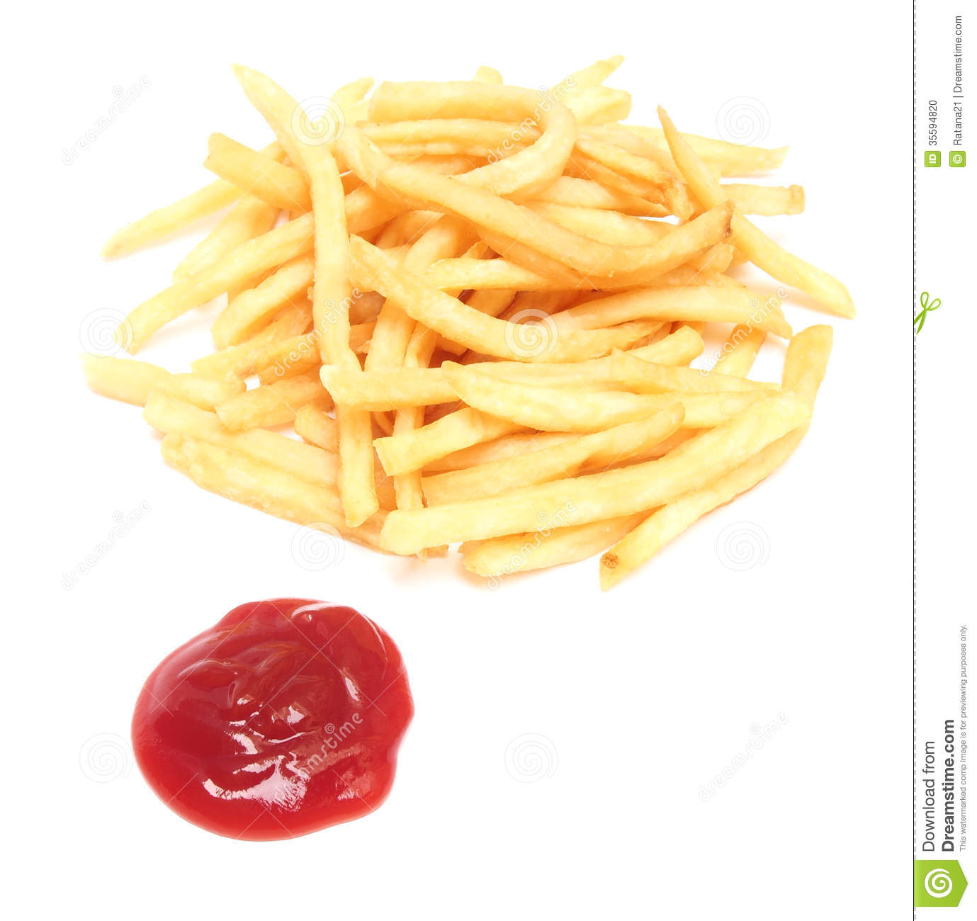 french fries with ketchup - photo #20