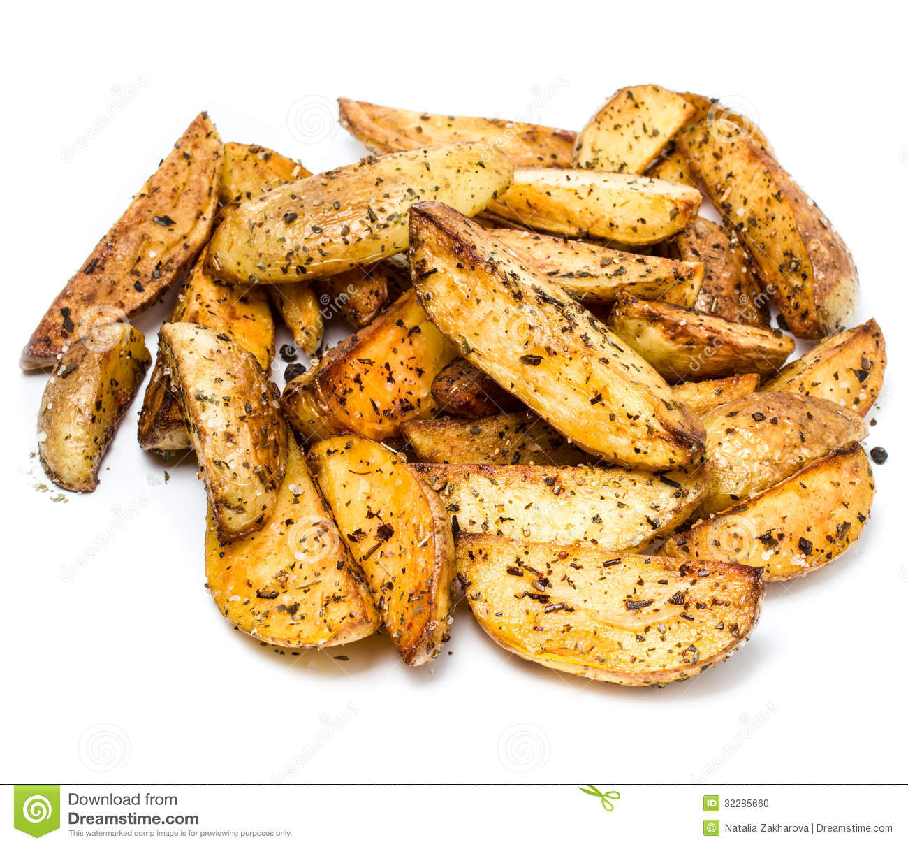how to make wedges potato fries