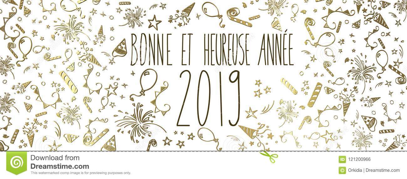 french happy new year 2019