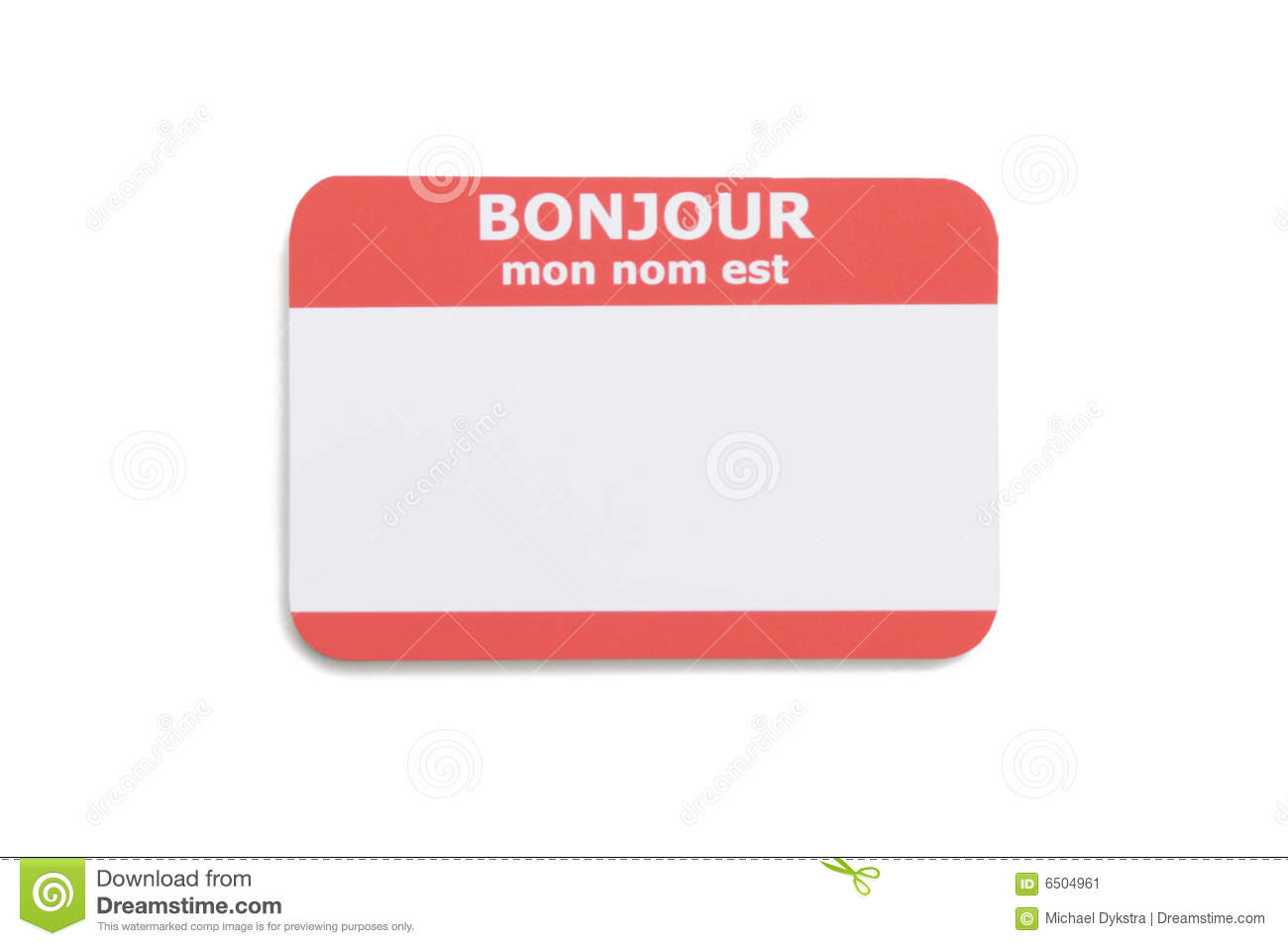 how to write my name in french