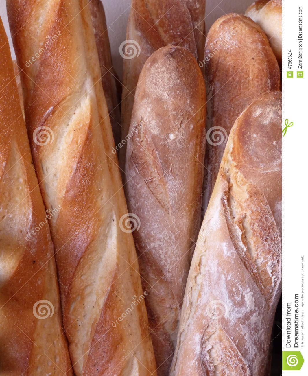 French loaves