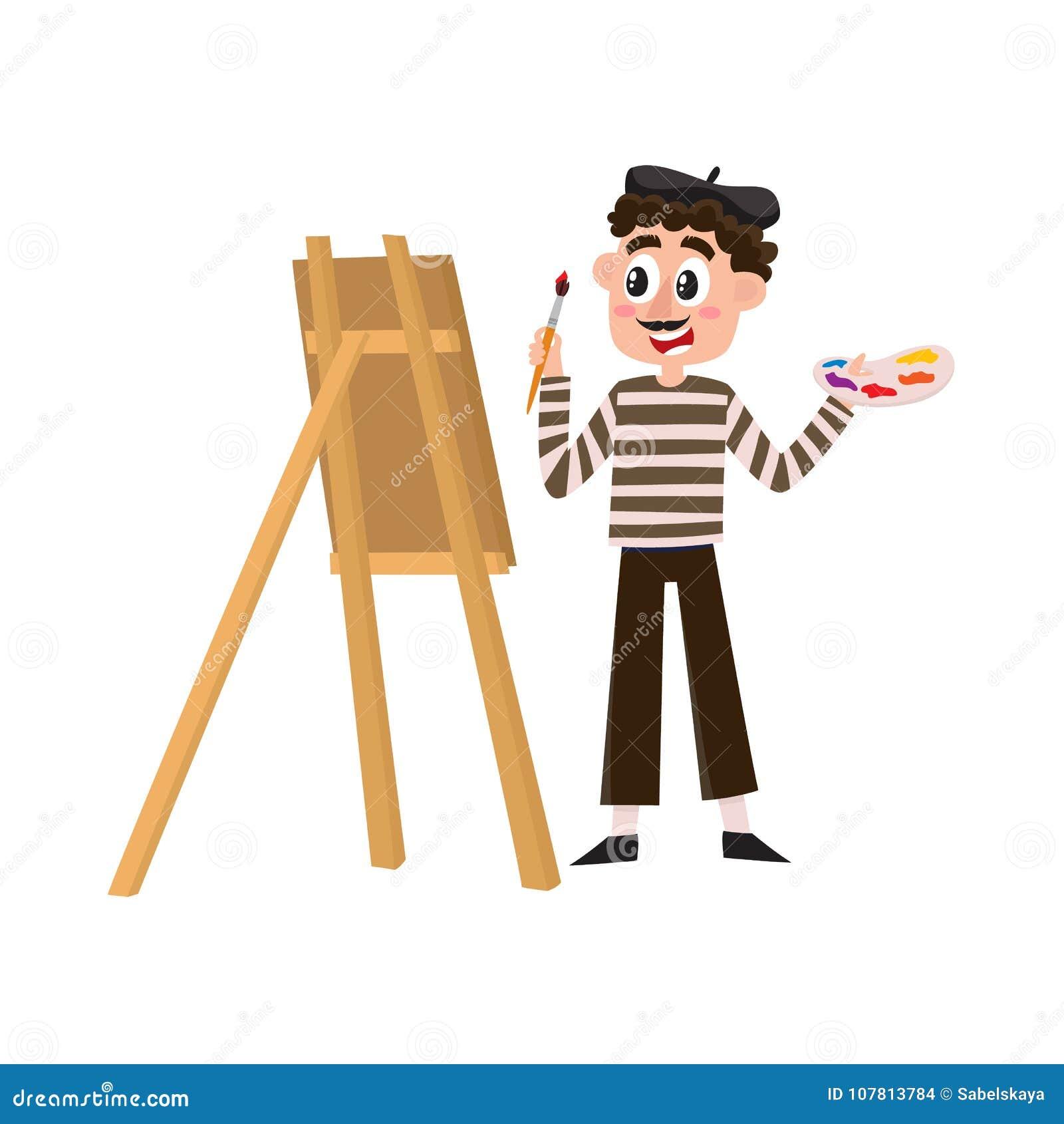French Painter e610a475ea0