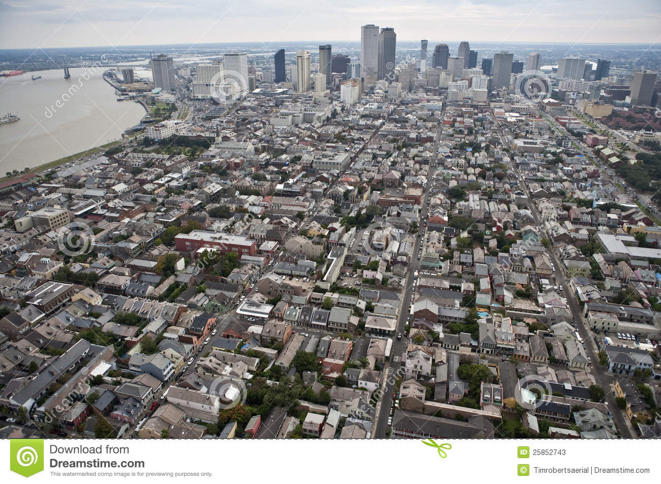 French Quarter, New Orleans Stock Photos - Image: 25852743