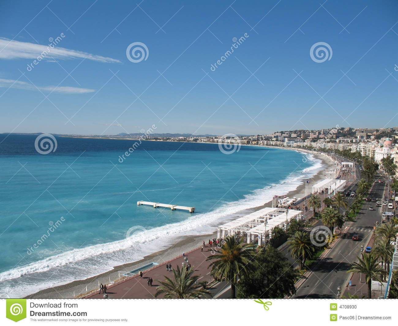 French Riviera - Famous places