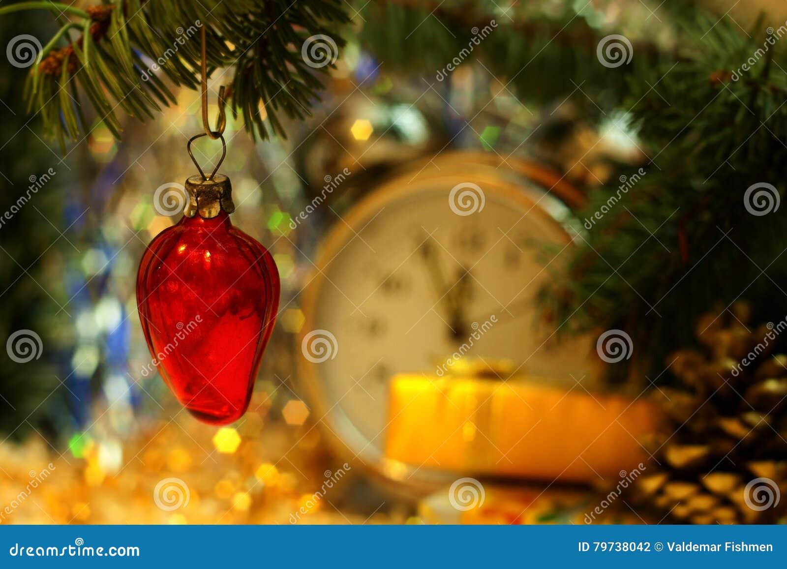 Fresa de la Navidad