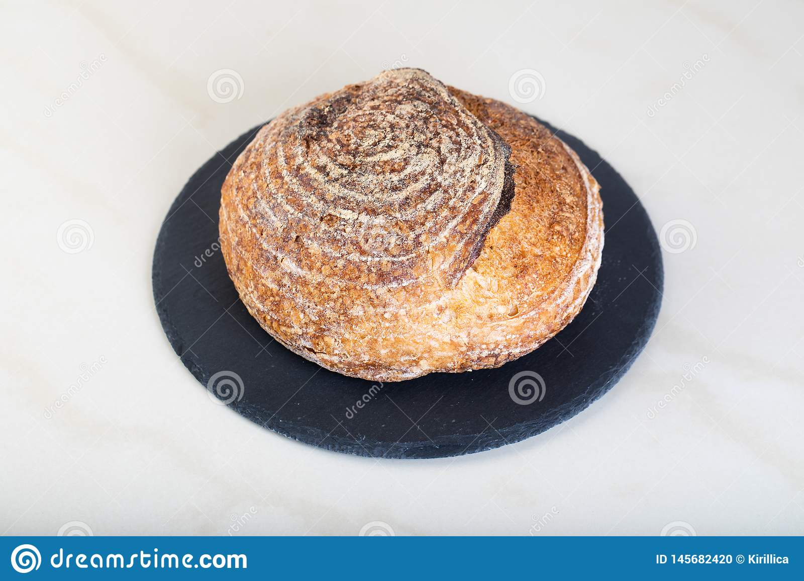 Fresh backed bread