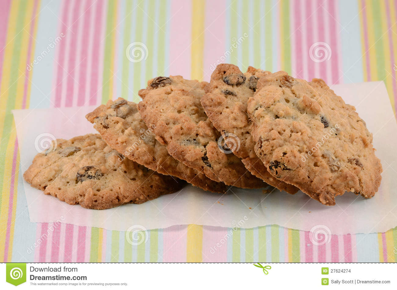 fresh baked cookies stock images image 27624274