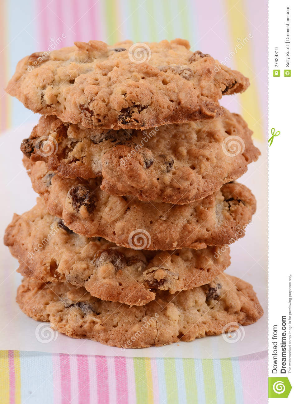 fresh baked cookies royalty free stock images image