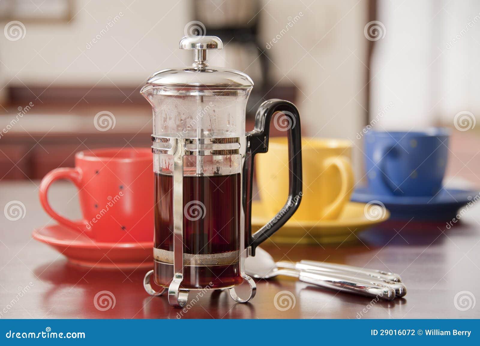 Fresh Brewed Coffee Stock Photography - Image: 29016072