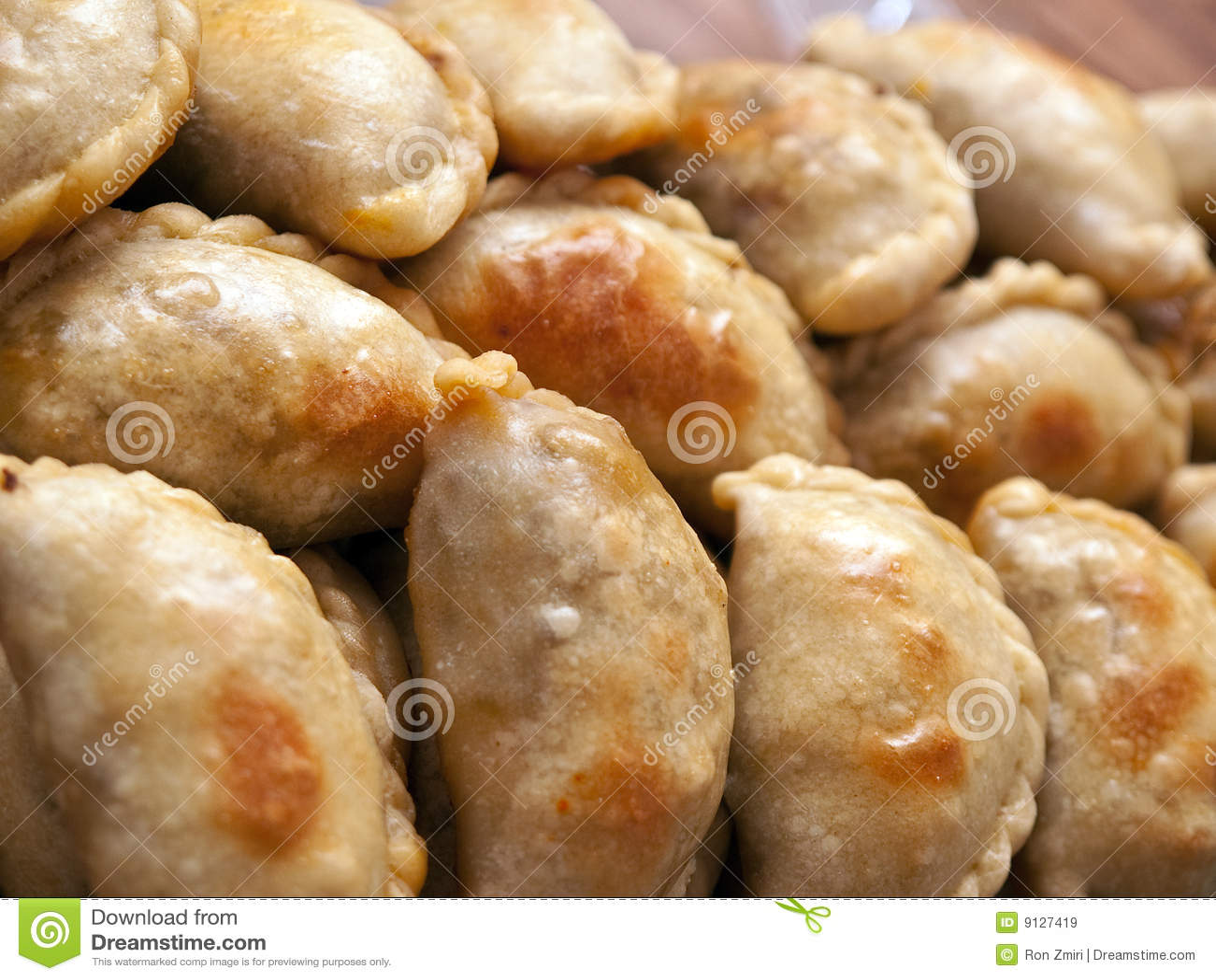 Fresh and crispy Argentine Empanadas