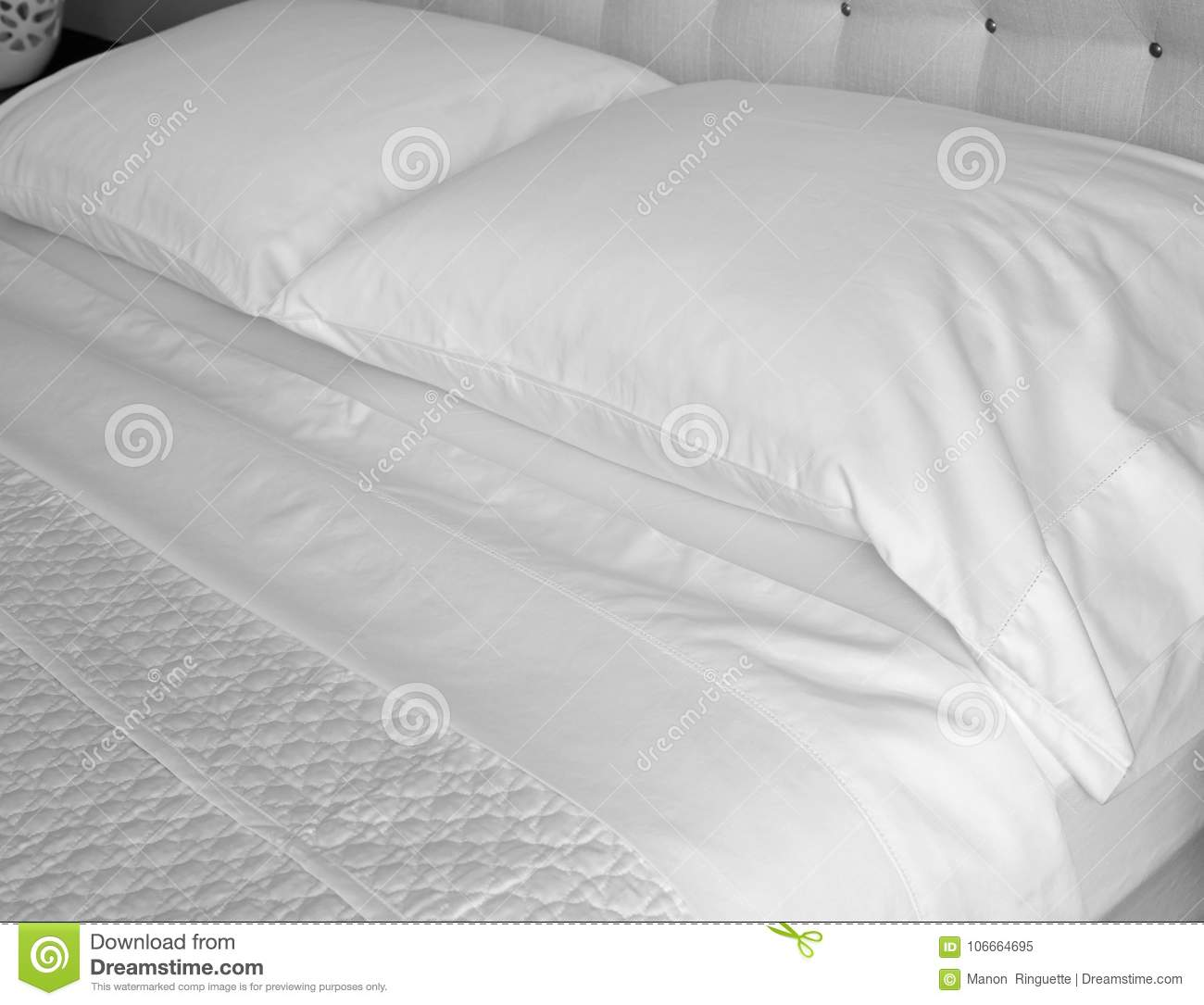 Good Housekeeping Reduces The Possibility Of Dust Mites Or Bed Bug  Infestations In The Home And Hospitality Industry. A Mattress Protector And  Fresh Sheets ...