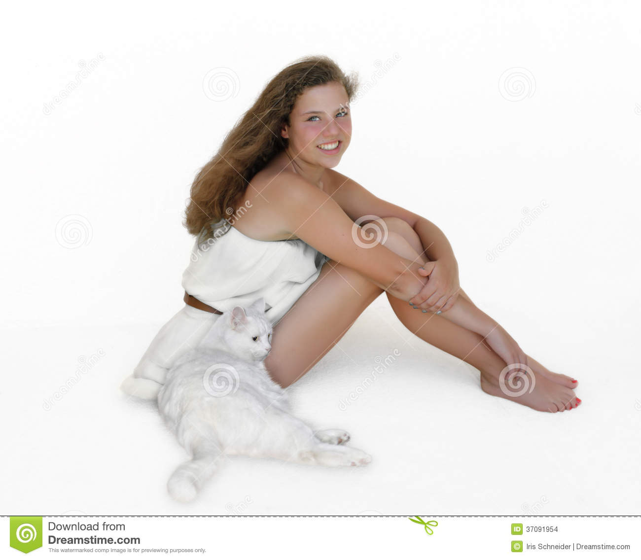 Fresh face of youth stock photo image of carefree caucasian 37091954 - Fresh teen girls ...