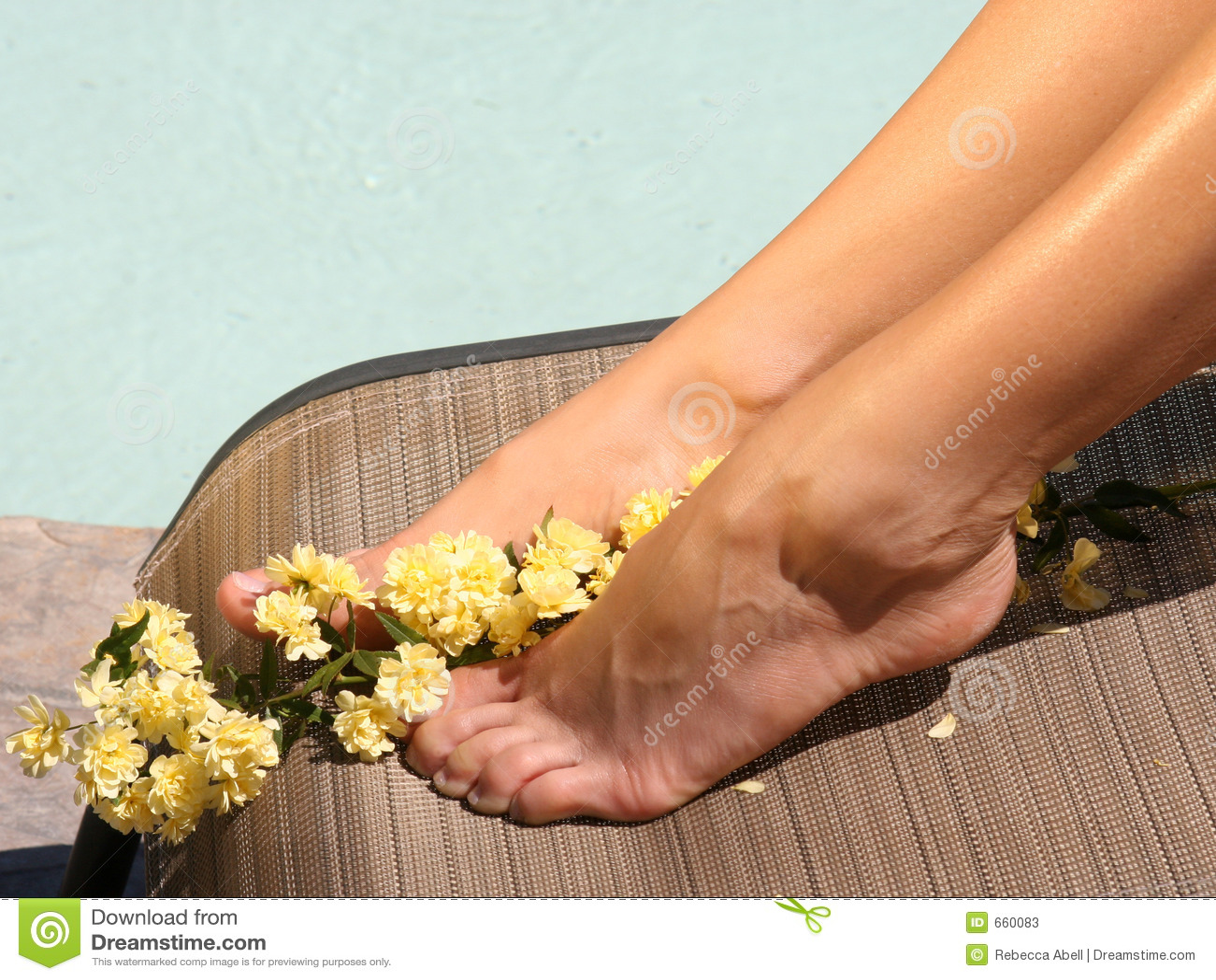 Fresh foot
