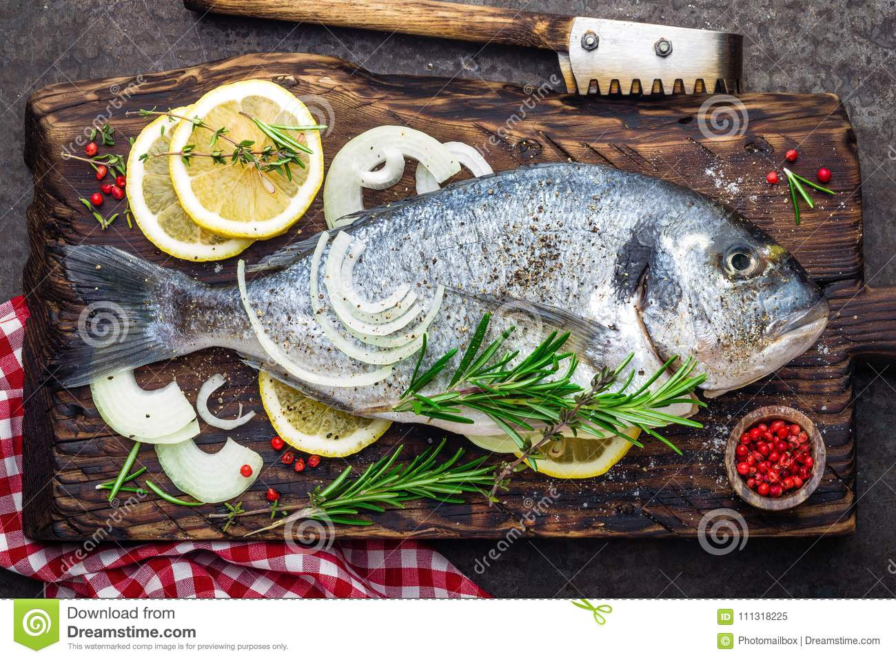 How dorado and sea bass are cooked Recipes and recommendations 14