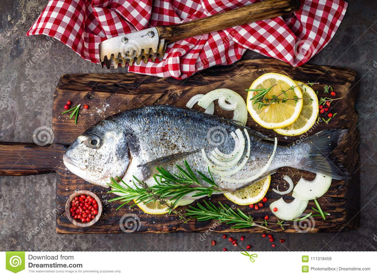 How dorado and sea bass are cooked Recipes and recommendations 53