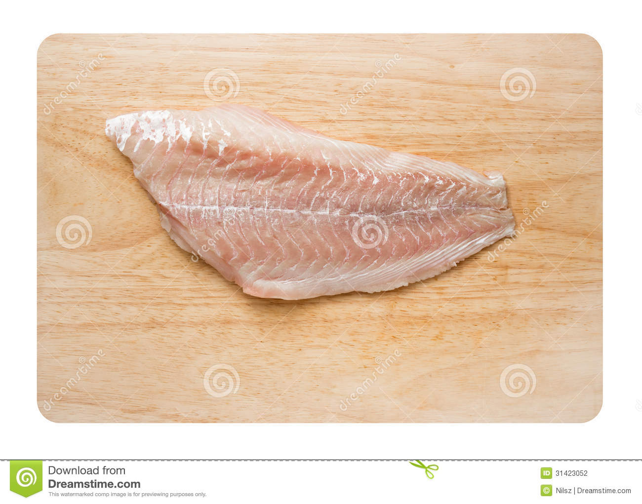 how to choose fresh fish fillet