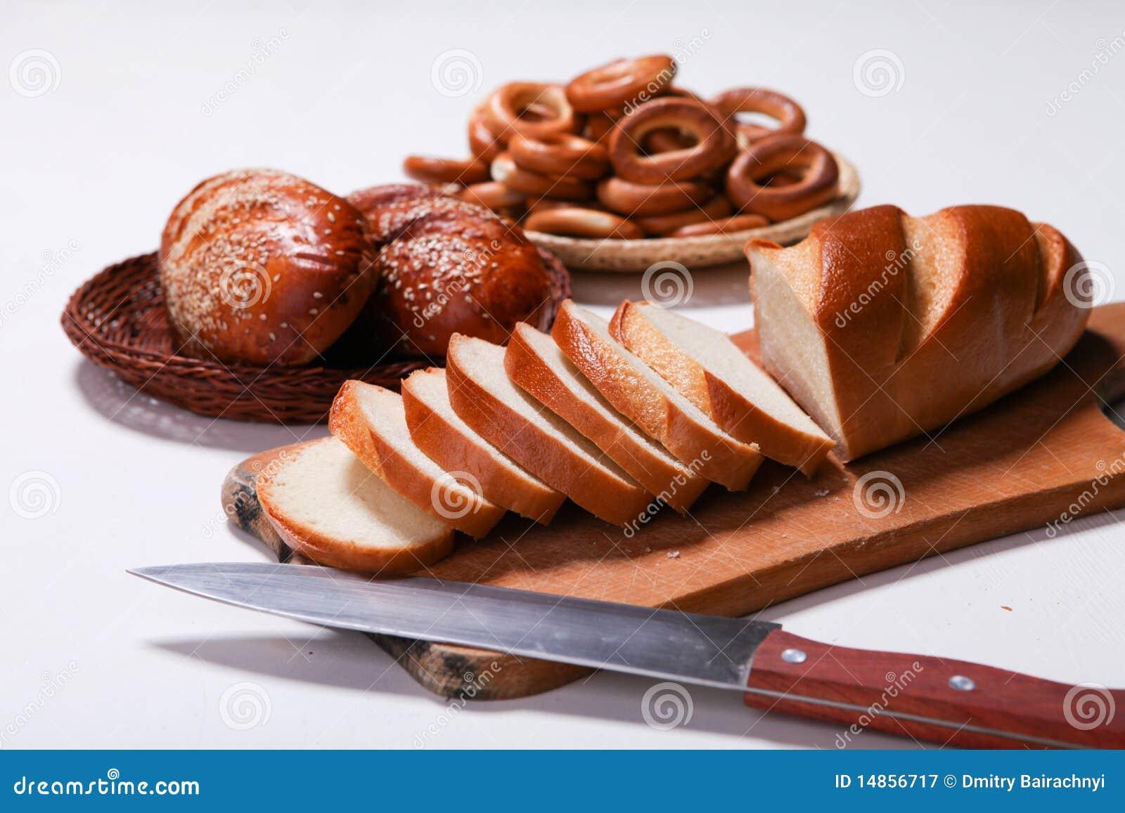 Fresh good bread