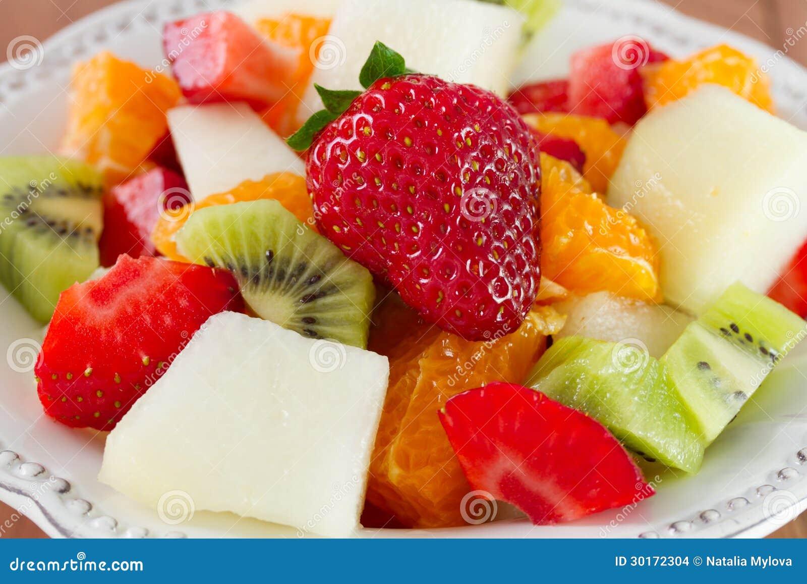 fruit salad healthy fruit images