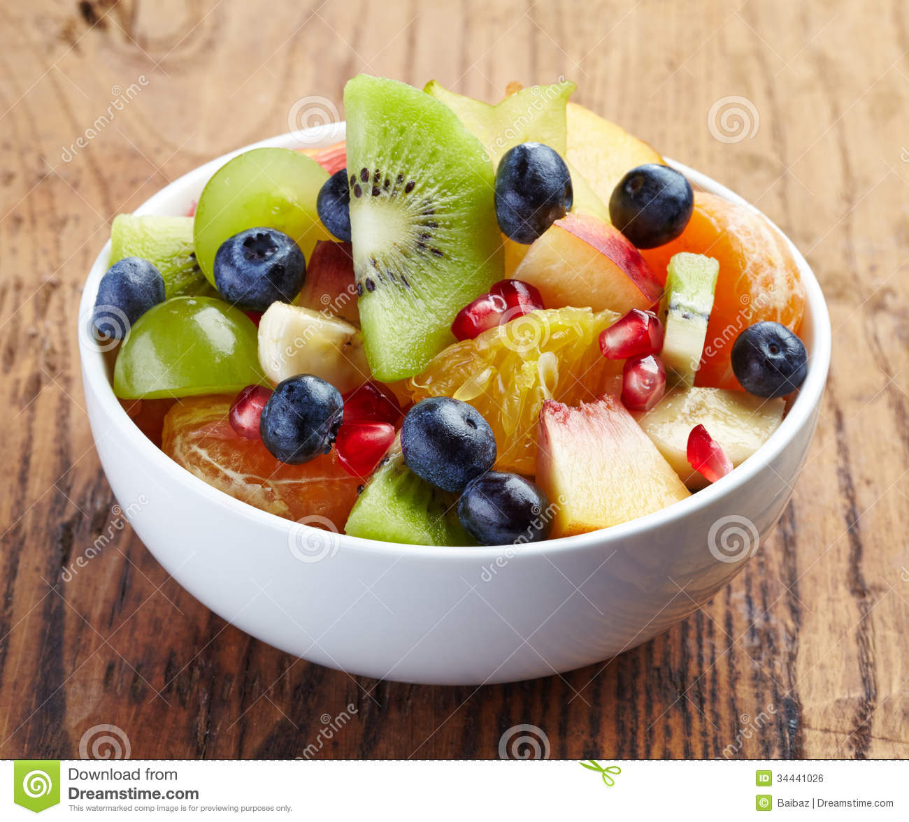 healthy salads with fruit fruit bowls