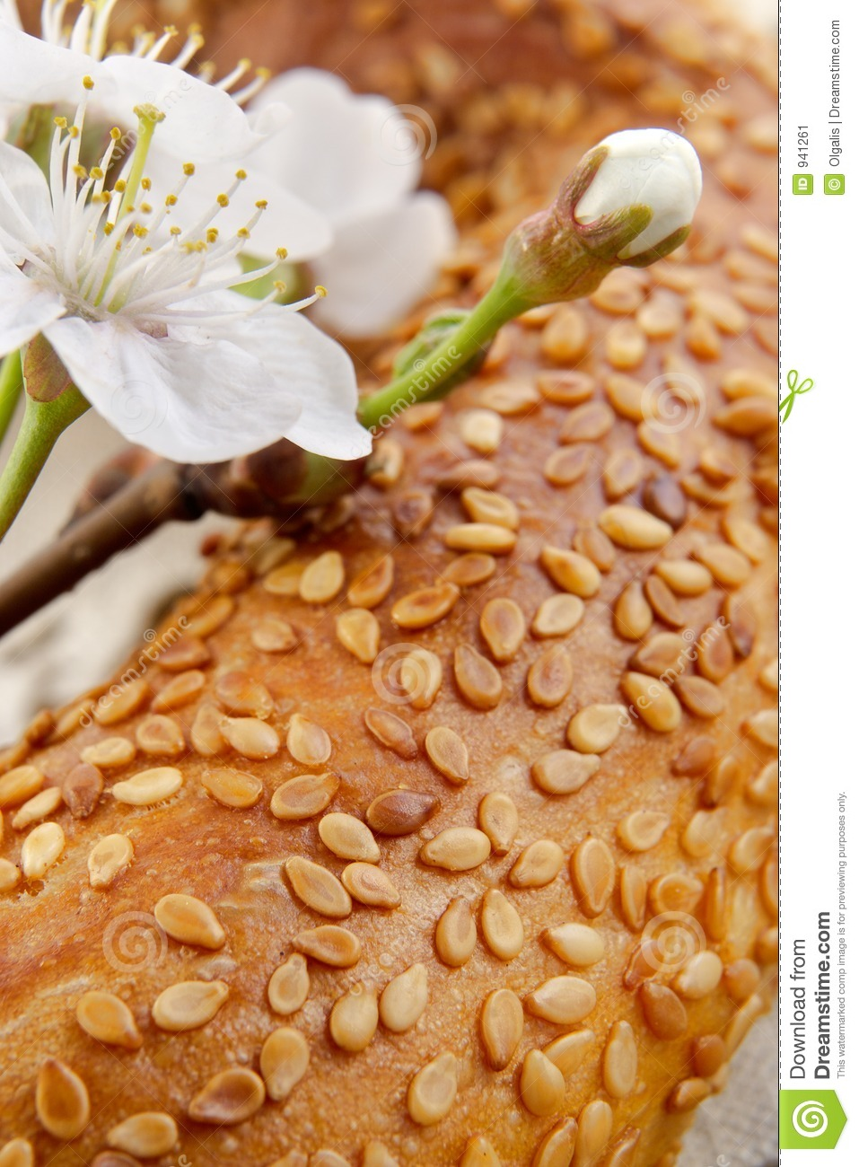 fresh home made bread stock image image 941261