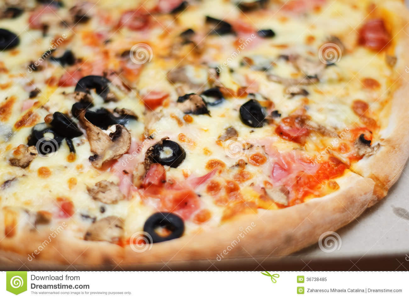 fresh home made pizza royalty free stock photo image 36738485