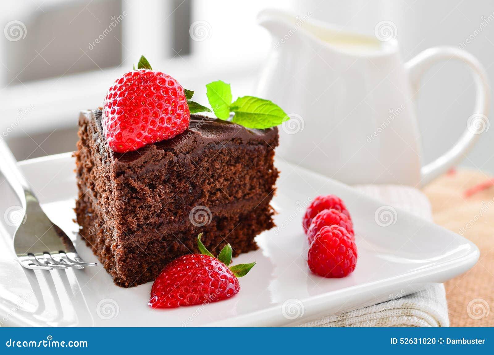 Chocolate Fudge Cake Calories