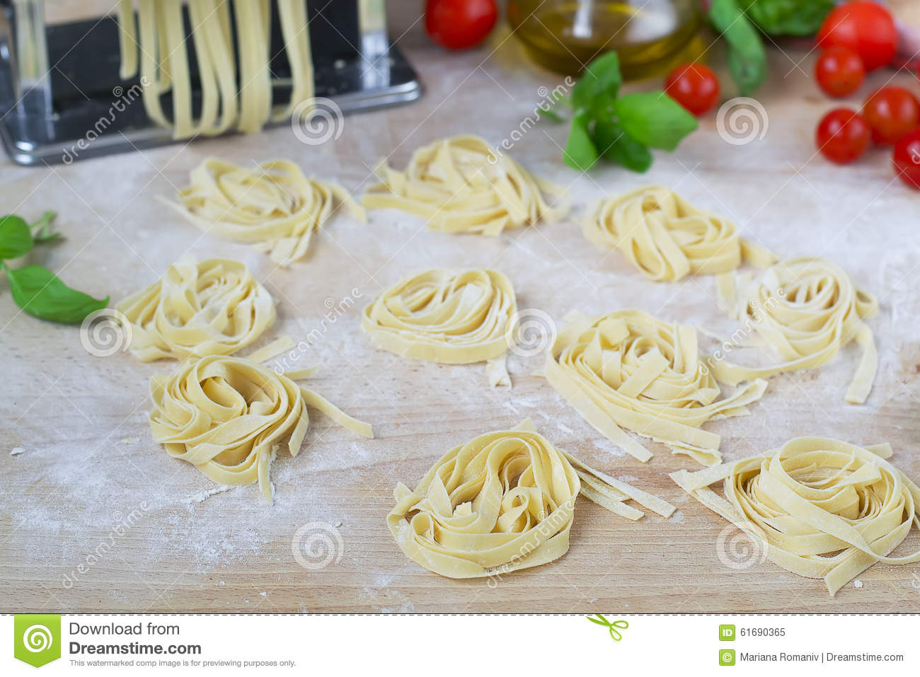 how to make fresh pasta with a pasta machine