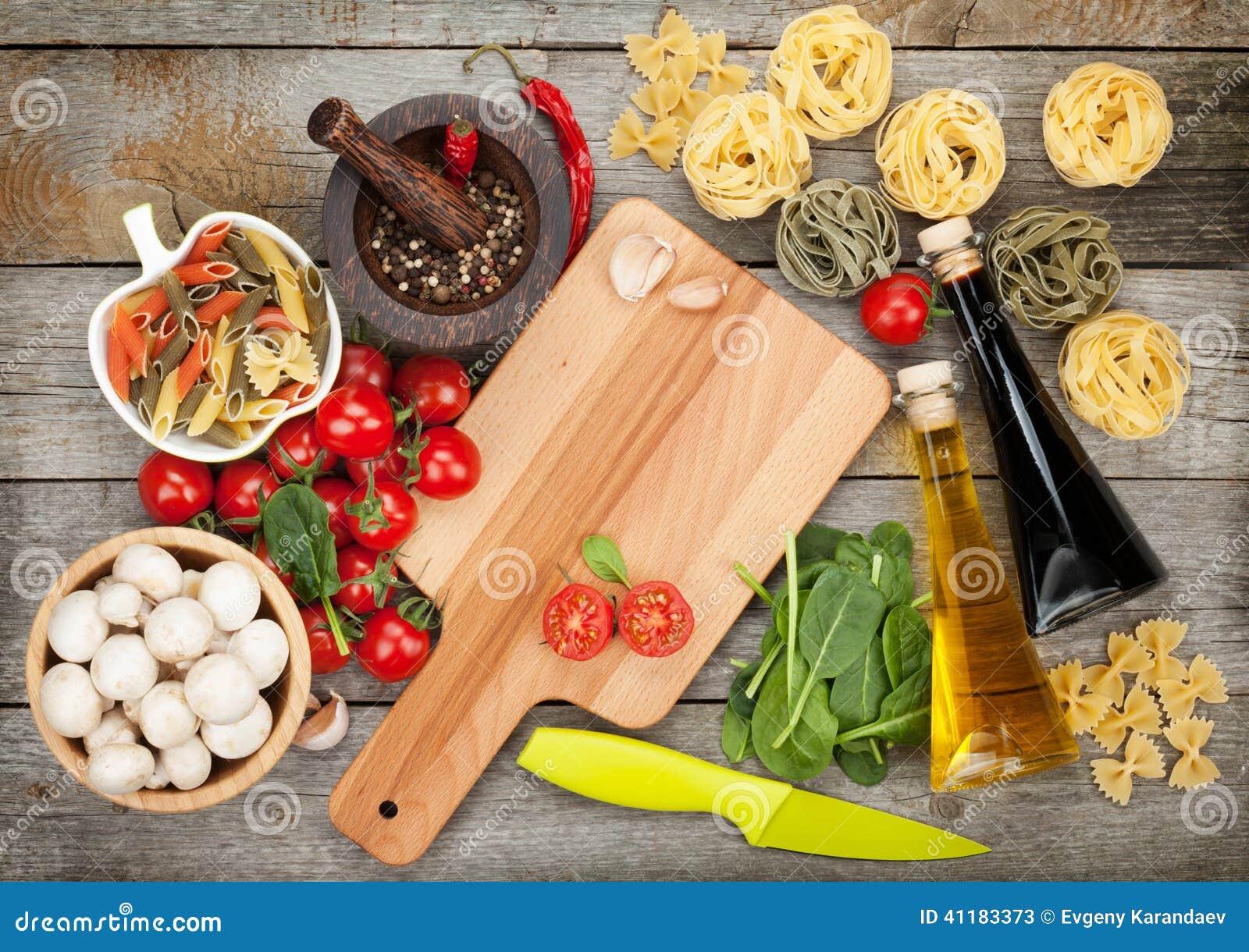 Thai Kitchen Sace On Foods